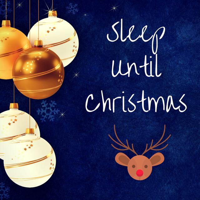 Sleep Until Christmas - Sleep Lullabies for Newborns and Adults, Waiting for Santa