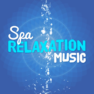 Spa Relaxation Music Albumcover