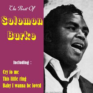 Solomon Burke Tonight's the Night cover