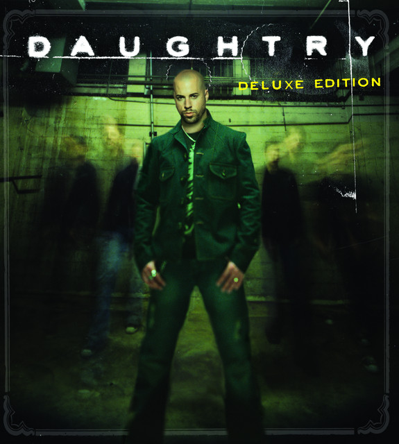 Daughtry (Deluxe Edition) Albumcover