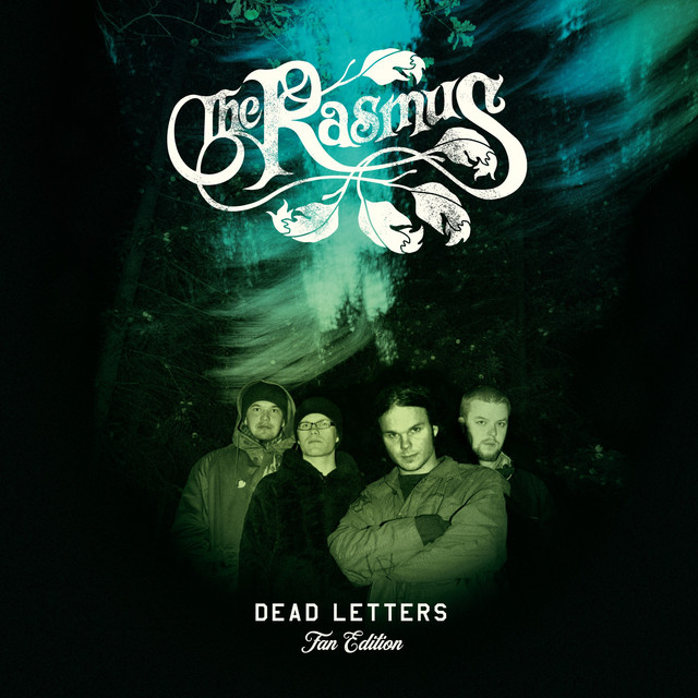 Album cover for Dead Letters (Fan Edition) by The Rasmus