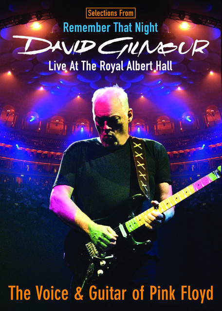 Selections from Remember That Night Live At The Royal Albert Hall
