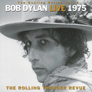 The Bootleg Series, Vol. 5 - Bob Dylan Live 1975: The Rolling Thunder Revue Albumcover