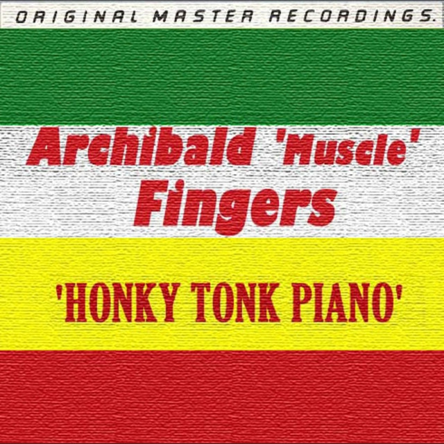 Archibald Musclefingers