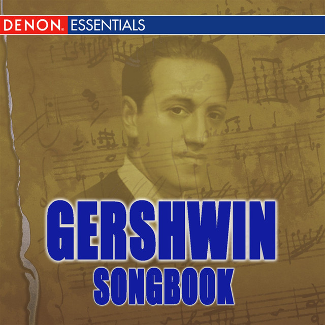 George Gershwin, Mario-Ratko Delorko George Gershwin: Songbook album cover