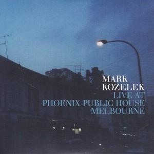 Live at Phoenix Public House Melbourne Albumcover
