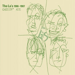 Cover art for There She Goes