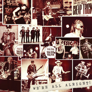 Cheap Trick You Got It Going On cover