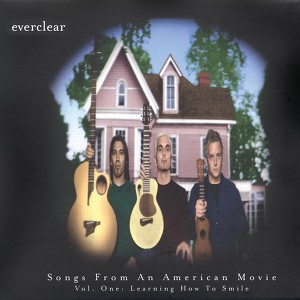 Songs From An American Movie, Vol. One: Learning How To Smile Albumcover