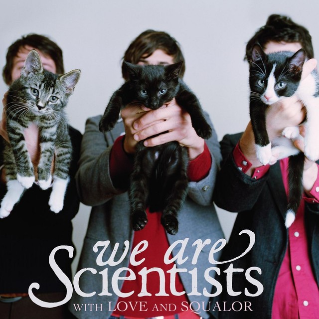 Album cover for With Love And Squalor by We Are Scientists