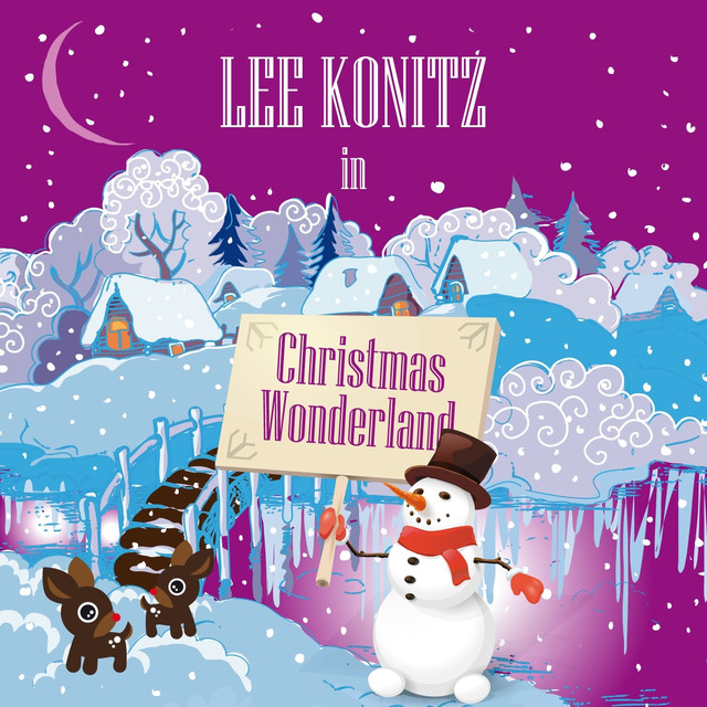 Lee Konitz In Christmas Wonderland