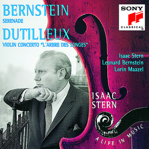 Isaac Stern, The Symphony of the Air, Leonard Bernstein, Orchestre National De France, Lorin Maazel
