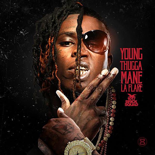 Young Thugga Mane La Flare Albumcover