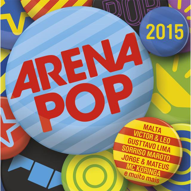 Various Artists Arena Pop 2015 album cover