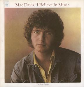 I Believe in Music album