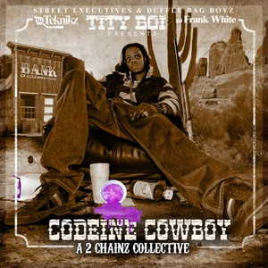 Codeine Cowboy Albumcover