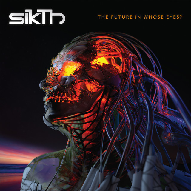 Album cover for The Future in Whose Eyes? by SikTh