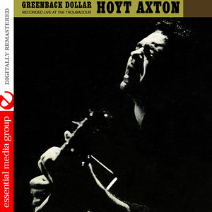 Greenback Dollar: Recorded Live At The Troubadour (Digitally Remastered) album