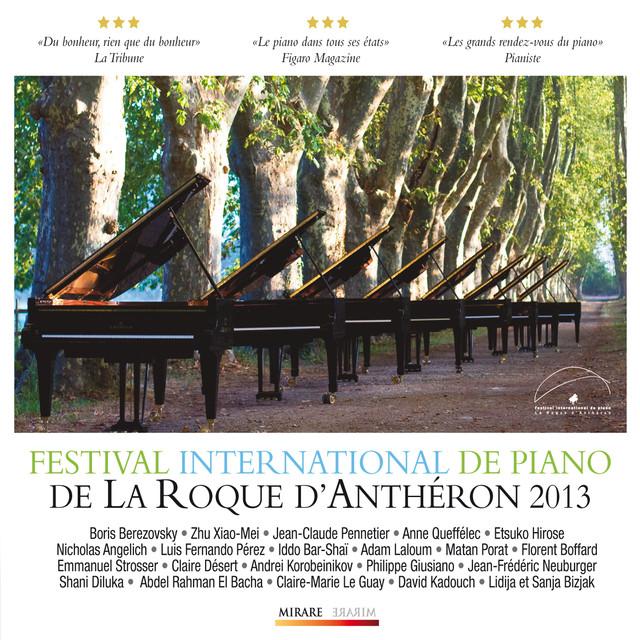 33ème Festival International de Piano de La Roque d'Anthéron Albumcover