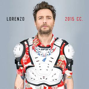 Lorenzo 2015 CC. Albumcover