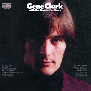 Gene Clark Echoes cover