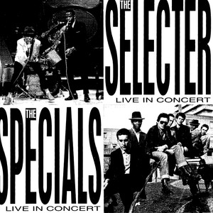 Live in Concert Selecter and Specials album