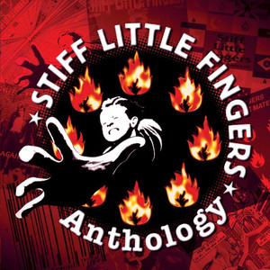 Stiff Little Fingers Piccadilly Circus cover