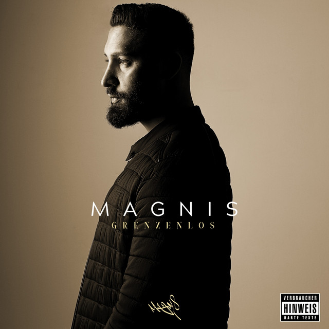 Album cover for Grenzenlos by Magnis
