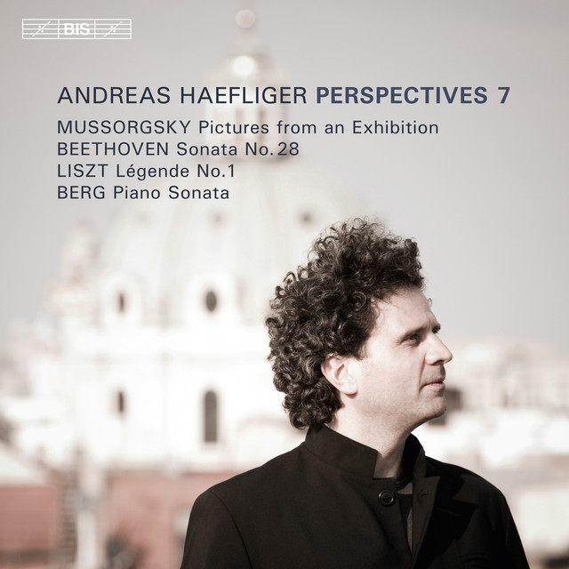 Album cover for Perspectives 7 by Andreas Haefliger