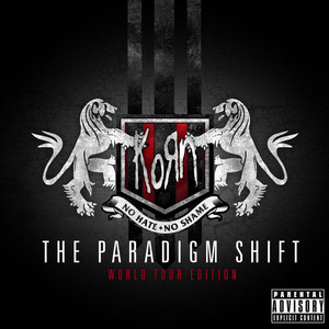 The Paradigm Shift Albumcover