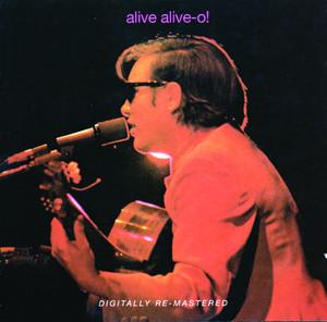 Alive Alive - O! Albumcover