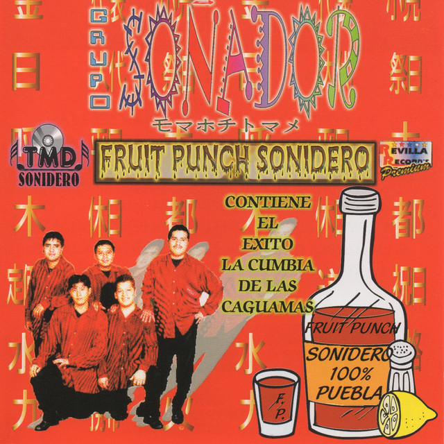 Fruit Punch Sonidero