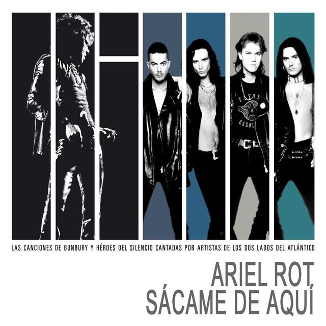 Ariel Rot Sacame de aqui album cover