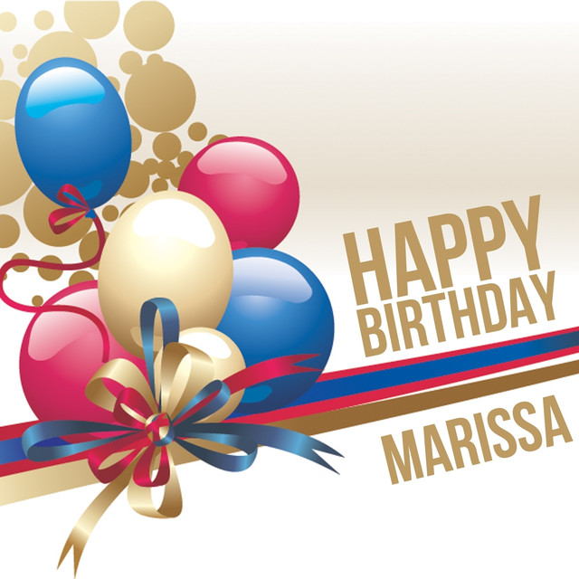 happy birthday marissa Happy Birthday Marissa, a song by The Happy Kids Band on Spotify happy birthday marissa
