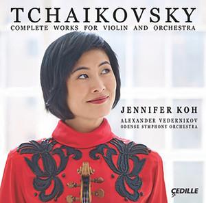 Tchaikovsky: Complete Works for Violin & Orchestra Albümü