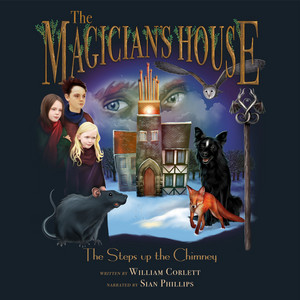 The Magician's House: Steps up the Chimney