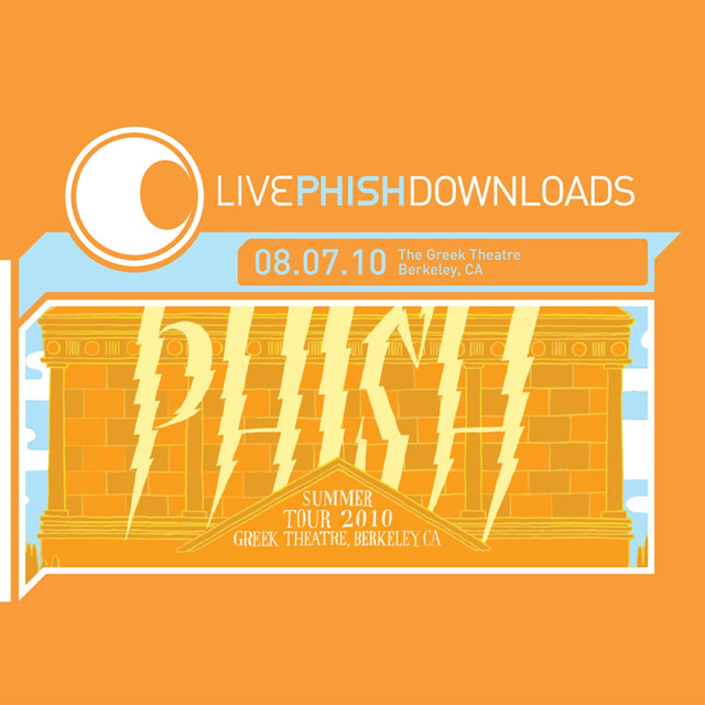 Live Phish: 8/7/10 Greek Theatre, Berkeley, CA
