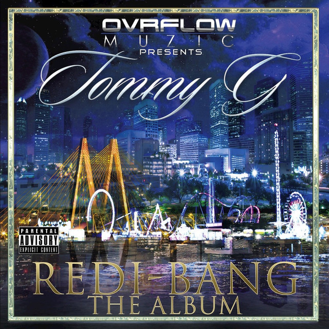 Tommy G album cover
