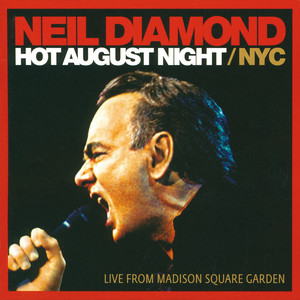 Hot August Night / NYC (Live From Madison Square Garden) Albumcover