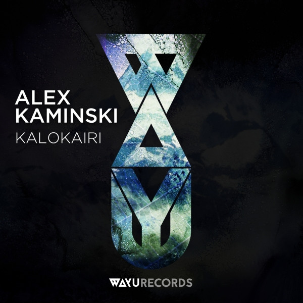 Album cover for Kalokairi by Alex Kaminski