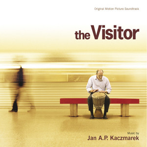 The Visitor Albumcover
