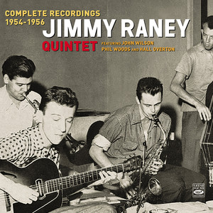 Jimmy Raney, Jimmy Raney Quintet, John Wilson, Hall Overton, Teddy Kotick, Nick Stabulas Someone to Watch Over Me cover
