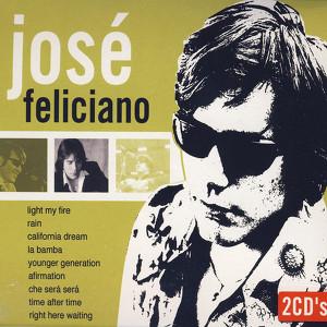 Grandes Éxitos De José Feliciano Albumcover