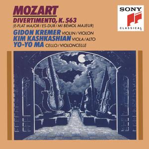 Mozart: Divertimento K. 563 (Remastered) Albumcover