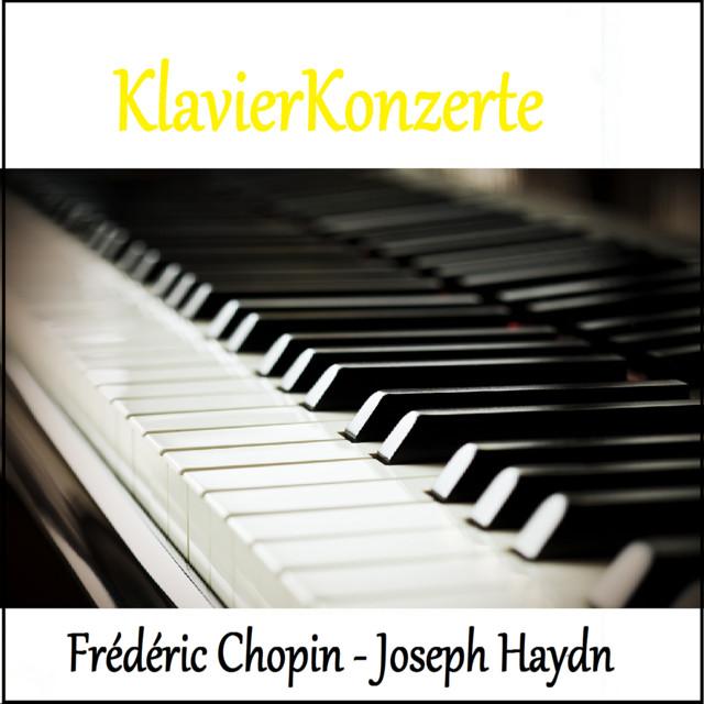 Klavierkonzerte - Frédéric Chopin - Joseph Haydn Albumcover
