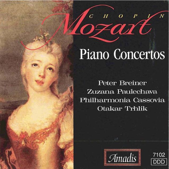 Chopin: Piano Concerto No. 1 / Mozart: Piano Concerto No. 20