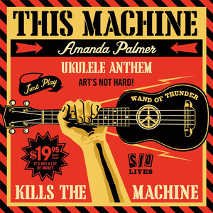 Ukulele Anthem - Single - Amanda Palmer