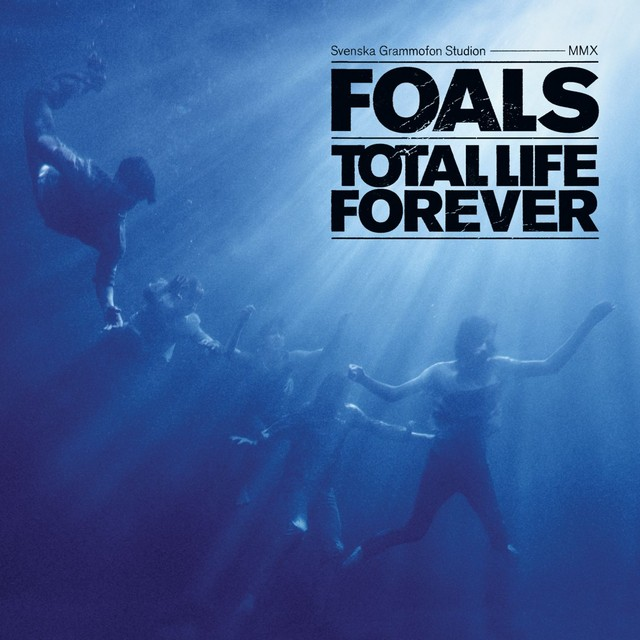 Album cover for Total Life Forever by Foals