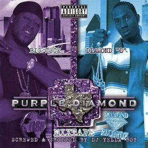 Purple Diamond (Screwed) album
