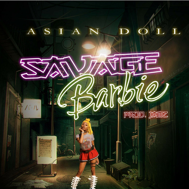 Savage Barbie